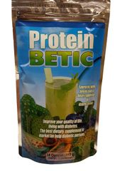 PROTEIN-BETIC Twelve (12) Bags x 14 oz Each