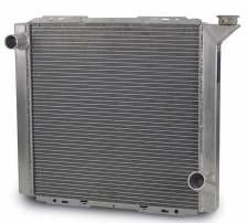 "AFCO Lightweight Aluminum Radiator - 19"" x 22"" 3"" - Chevy"