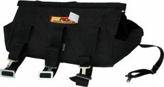 RCI Engine Diaper w/ Pad - Black