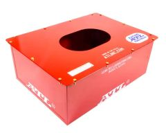 ATL Fuel Cell Can - 20 Gauge Steel - Red Powder Coated - 15 Gallon