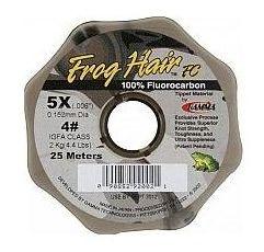 Frog Hair Fluorcarbon Tippett 5X 4lb
