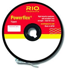 Rio Powerflex Tippet 5X 5lb