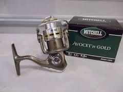 Mitchell Avocet IV Gold 5.4:1 2/190
