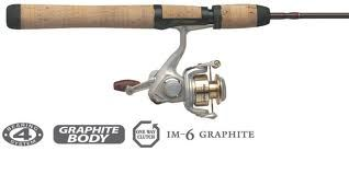 Pflueger Microspin Combo 4 ft 6 in