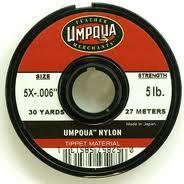 Umpqua Tippet Material 5X 5 lb
