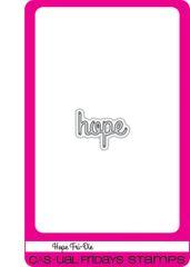 Hope Fri-Die