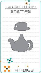 Teapot Fri-Dies