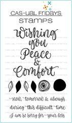Peace & Comfort