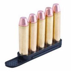 K Tuff Quick Strip (5 Rounds) - 2 Pack - .30-.30/.410 Shotgun/.44/.45/.458 Lott/.458 Winmag/.460/.50AE (Available In Orange)