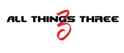 All Things Three