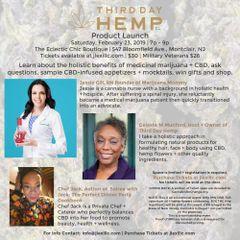 Third Day Hemp Launch - 2/23/19 - Montclair, NJ