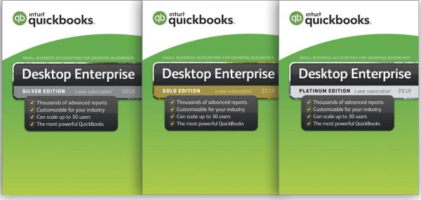 QuickBooks Desktop Enterprise Free Trial | Discount