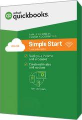 QuickBooks Online .Simple Start 2017