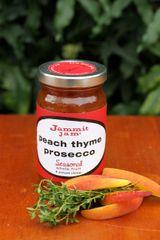 Peach Thyme Prosecco, 8 oz. jar