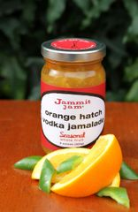 Orange Hatch Vodka Jamalade