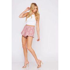 Peyton Shorts - Pink/Blue