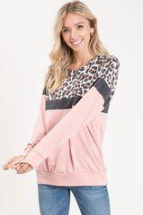 Cala Sweatshirt - Pink