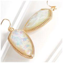 Piper Earrings - Mint