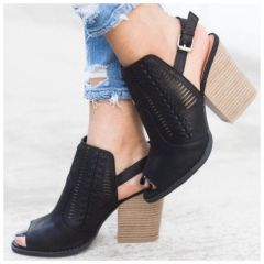 Gabby Booties - Black