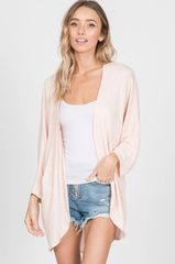 Alice Cardigan - Blush