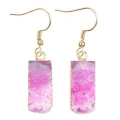 Mackenzie Earrings - Pink