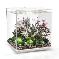 biOrb CUBE 60 Aquarium with MCR - 16 gallon White 54536