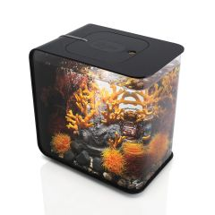 biOrb FLOW 15L Aquarium with MCR LED - Black 46869