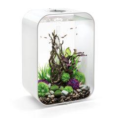 biOrb LIFE 60 Aquarium with MCR - 16 gallon WHITE - 45898