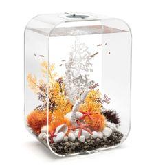 biOrb LIFE 15 Aquarium - 4 gallon CLEAR 45903
