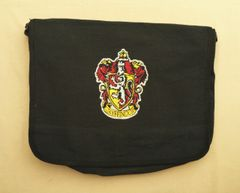 Gryffindor Harry Potter Embroidered Messenger Bag