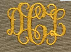 Monogram #1