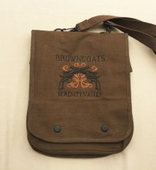 Firefly Browncoats Embroidered Tablet Bag