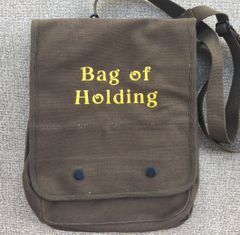 Bag of Holding Embroidered Tablet Bag