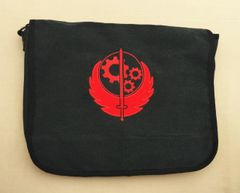Fallout Brotherhood of Steel Embroidered Messenger Bag