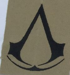Assassin's Creed Embroidered Symbol