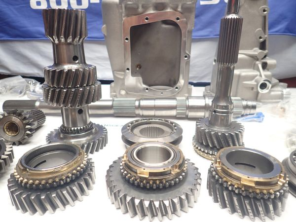 Manual Tranmission and Transfer Case Parts - All Trans Gear