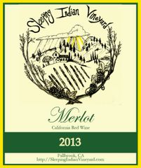 2013 Merlot