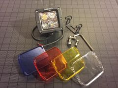 20 Watt LED Cube LED's