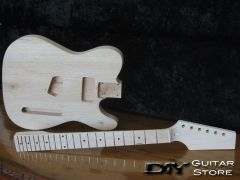 Tele Style Guitar Kit in Alder