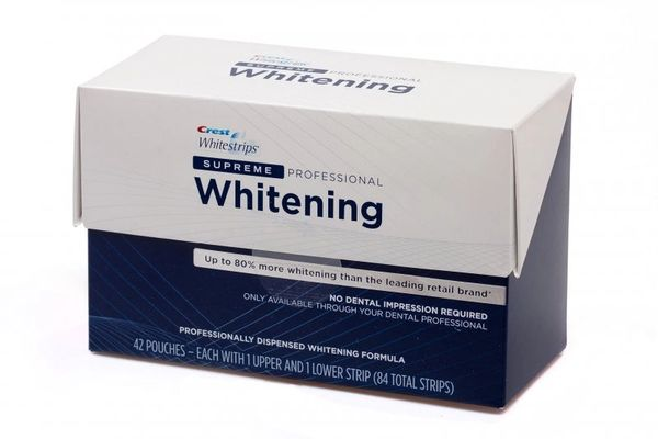 Crest Whitestrips Supreme Net At Affordable S We Ship Worldwide