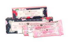 Royal Apothic City of Angels Hand Creme, 4 oz and 1.25 oz Tubes