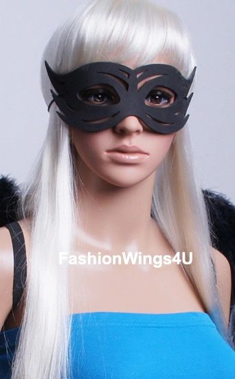 Black Foam Mask for Teens and Adults