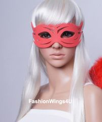 Red Foam Mask for Teens and Adults