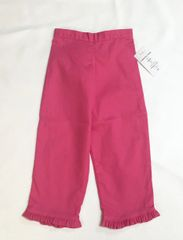Size 3 Catherine Pants hot pink
