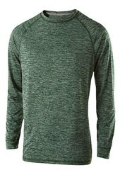 Pentucket Youth Lacrosse Long Sleeve Work-Out Shirt