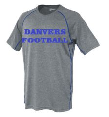 DHS Football Solid Performance Shirt