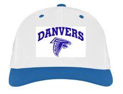 DHS Football Baseball Hat