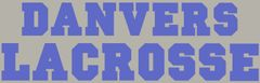 Danvers Lacrosse T-Shirt