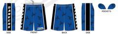 DYL Uniform Shorts