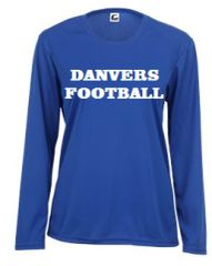 DHS Football Ladies LS Performance Shirt